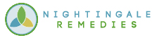 Nightingale Remedies Sticky Logo
